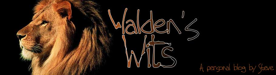 Walden&#39;s Wits
