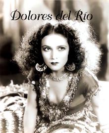 Biografi Biografia Dolores del Río Biography Biographie