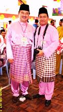 Bersama Ketua Menteri Melaka