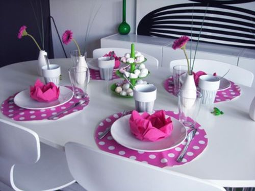 Decorar con lunares amor por la decoraci n - Hogar del mueble ingenio ...