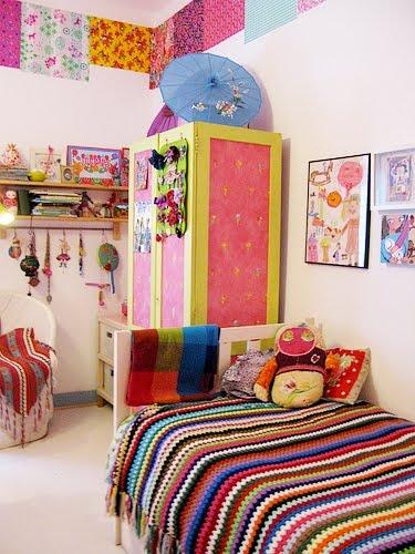 Una casa de estilo hippie chic amor por la decoraci n for Salon hippie