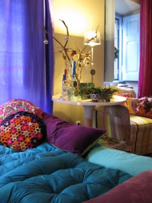 Una casa de estilo hippie chic amor por la decoraci n for Casas hippies