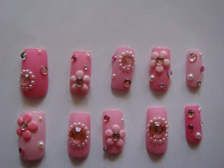 Arte Nail Art Japones Arte Nail Art Japones Japanese Nails tips 4