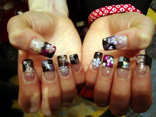 Arte Nail Art Japones Arte Nail Art Japones Japanese nail art trends 6