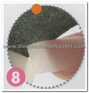 Diseño Práctico y fácil de hacer en uñas acrílicas (AEROGRAFíA) Diseño Práctico y fácil de hacer en uñas acrílicas (AEROGRAFíA) Dise 25C3 25B1os de U 25C3 25B1as 52