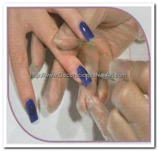 Diseños de uñas sencillas y elegantes Diseños de uñas sencillas y elegantes img2