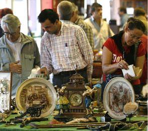 El sabor de lo antiguo mercadillos y ferias en verano - Mercado antiguedades barcelona ...