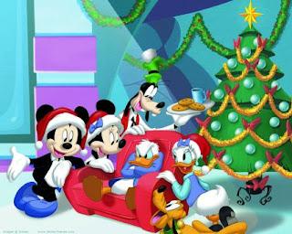 Christmas Cartoon Wallpapers