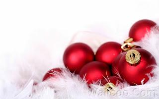 christmas ornamental balls