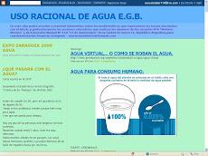 USO RACIONAL DE H2O