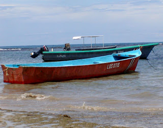 Two Costa Rica Fishing Boats