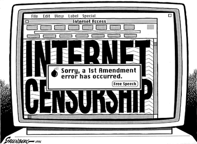 STOP Internet Censorship!