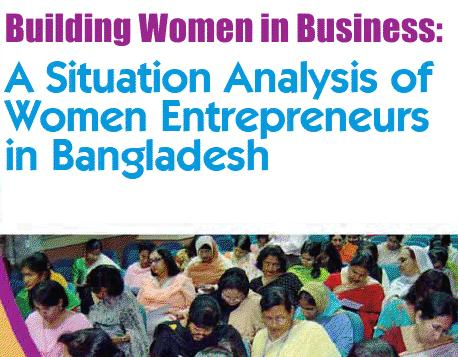 women entrepreneurship in bangladesh Electronic copy available at : https ://ssrncom /abstract = 2851786 factors influencing the development of women entrepreneurship in bangladesh.