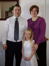 Emmy's Baptism Day
