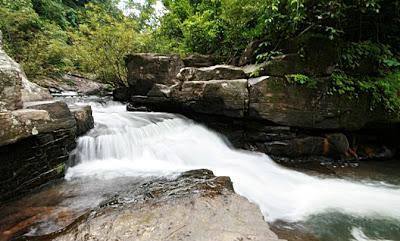Tan Rattana Waterfall