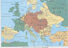 Paises de la Primera Guerra Mundial