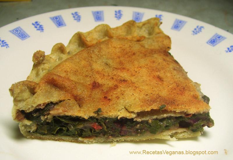 Recetas veganas pascualina de hojas de remolacha for Cocinar remolacha
