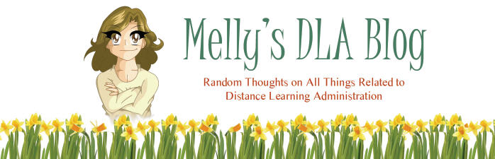 Melly's DL Admin Blog