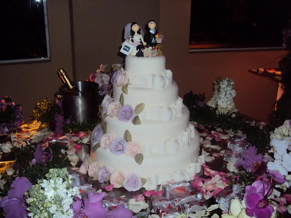 Casamento Vê e Felipe