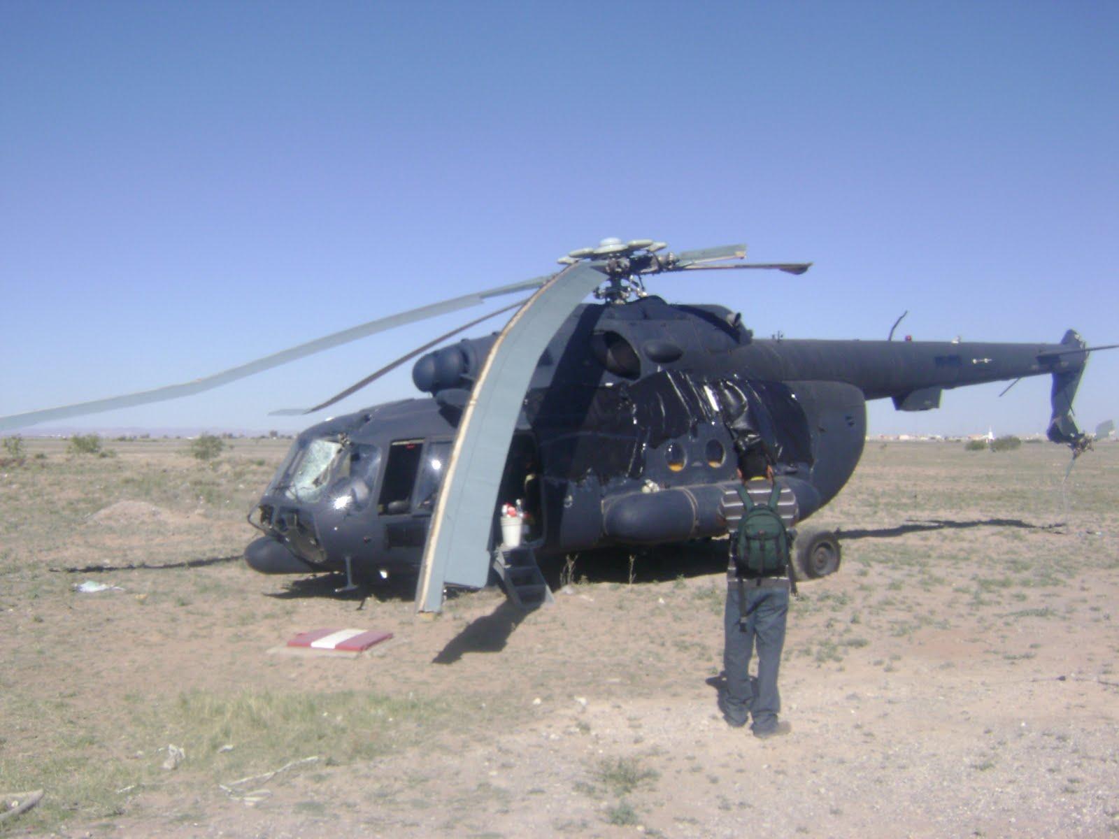 El Helicoptero Mil Mi-17 en México - Página 2 DSC03206
