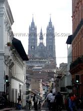 Iglesia La Basílica.