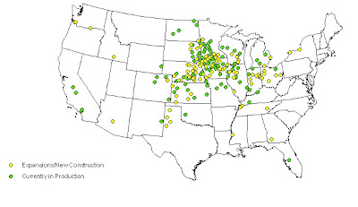 map of ethanol plants from Iowa State University http://www.card.iastate.edu/research/bio/tools/ethanol.aspx