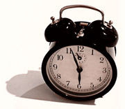 picture of alarm clock from http://en.wikipedia.org/wiki/Clock