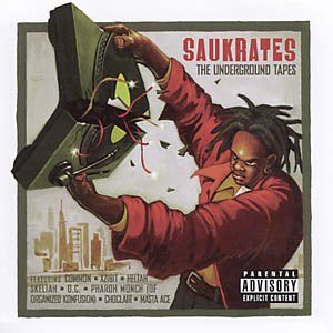 Saukrates - The Underground Tapes: Limited Ed. Vol. 1 (1999)[INFO]