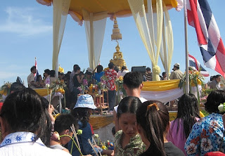 Songkran Festival (Thai New year)