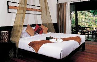 Guest room Ramayana Koh Chang Resort and Spa