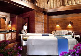 Relaxing Mandara Spa at Nikko Bali Resort and Spa