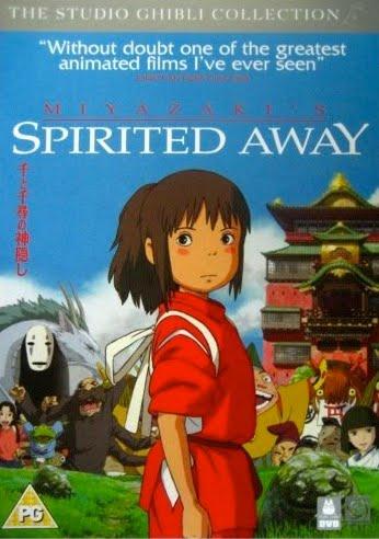 an analysis of the movie spirited away Spirited away: conceptualizing a film-based case study through  the  methodology is based on textual analysis and interpretive work of.