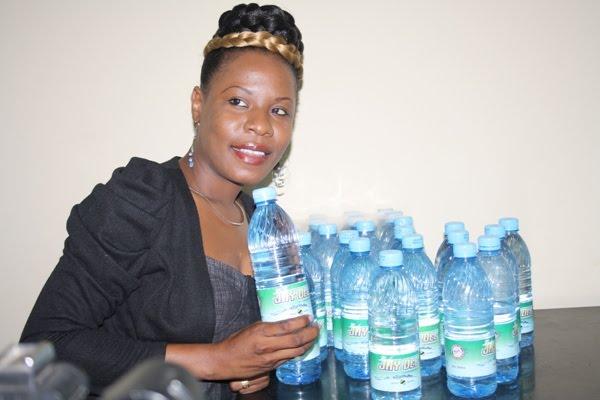 Lady Jaydee Water