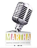 Martha Stewart Radio Live Interview