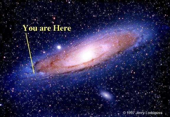you are here  universe