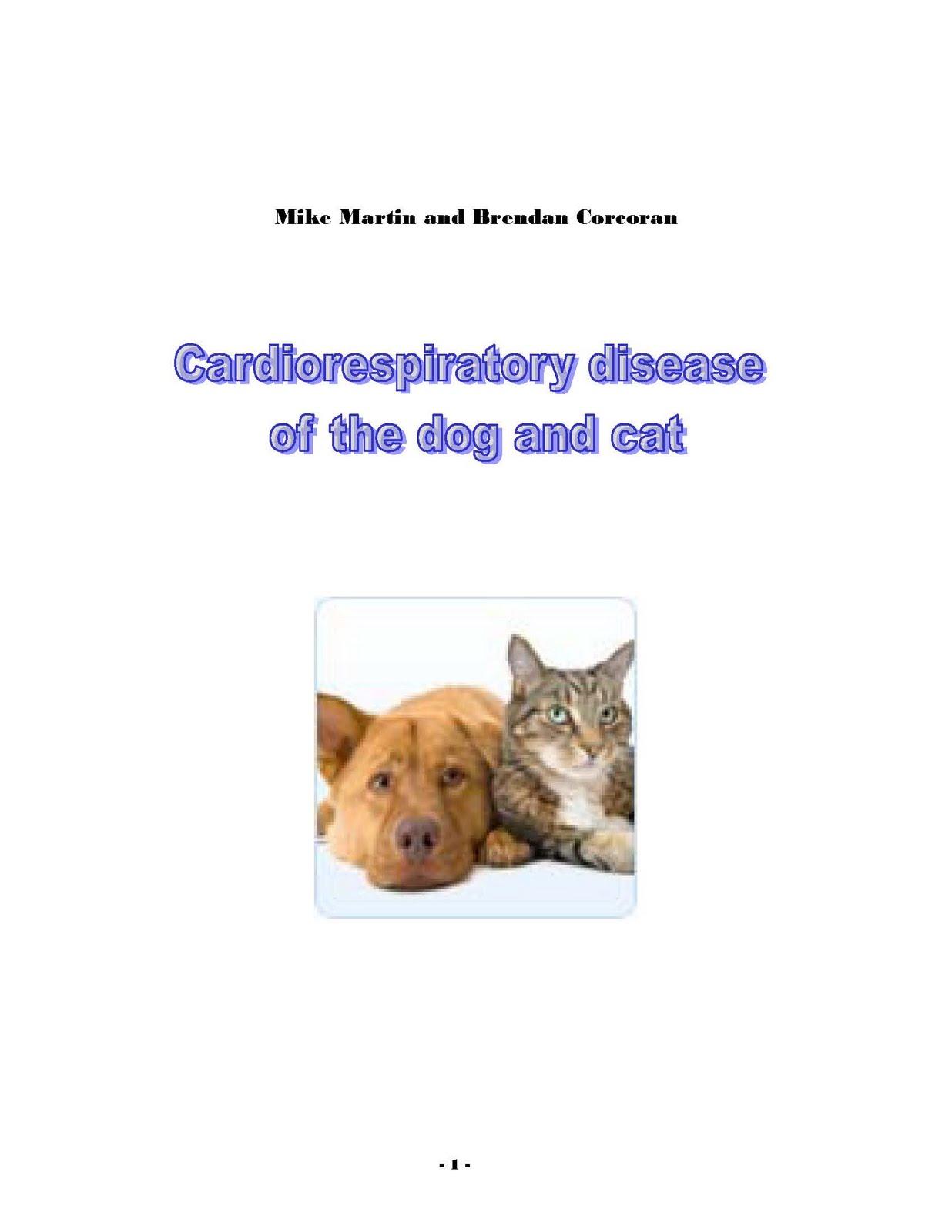 Manual De Cardiologia Veterinaria