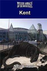 Mystery Animals Of Kent - Out Now