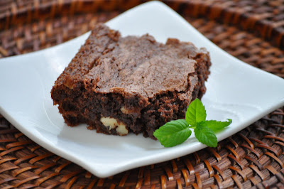 Freeing My Martha: My Favorite Brownies