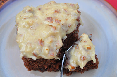Cooks Illustrated German Chocolate Sheet Cake