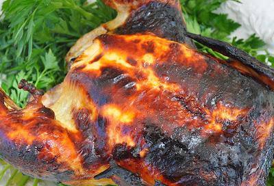 Freeing My Martha: Misoyaki Roast Chicken with Shoyu Onion Sauce