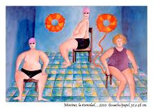 MIENTRAS, LA ETERNIDAD..., 2000