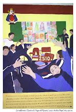 LOS INDIFERENTES (Exvoto a la Sma. Virgen del Rosario), 2007