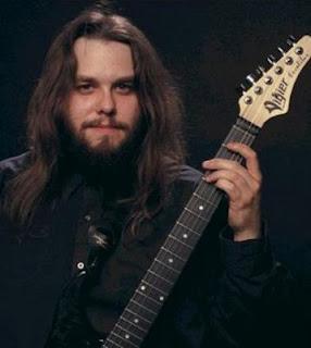Foto Gitaris Terbaik dan Tercepat di Dunia