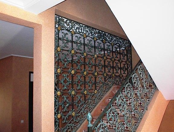 rampes d 39 escalier mod l sivana. Black Bedroom Furniture Sets. Home Design Ideas
