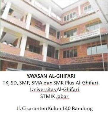 YAYASAN AL-GHIFARI