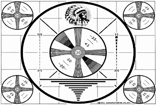 "Wanted: Old ""Indian"" TV test pattern image"