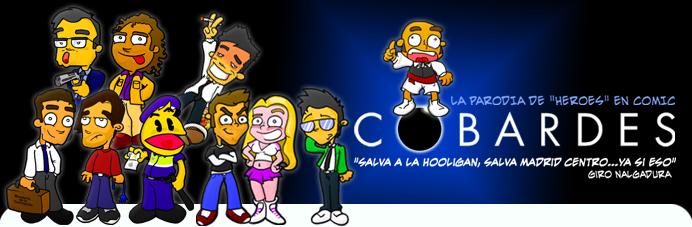 """""""Cobardes"""" el comic"""