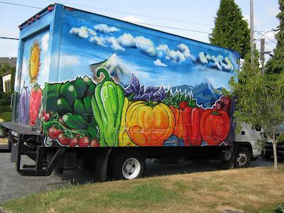 fruity truck