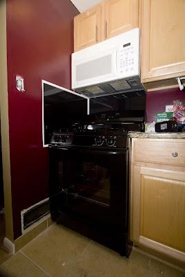 Heat Shield For Kitchen Cabinets - Kitchen Design Ideas