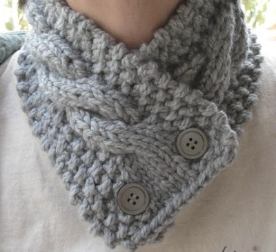 CHUNKY NECK WARMER CROCHET PATTERN | FREE CROCHET PATTERNS